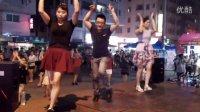 骚年时代 代替了青青 招围观  厦边东尚广场舞