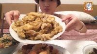 278【处女座的吃货】中国吃播,国内吃播,蚊子投稿吃出个未来·吃饭直播真的是什么都吃,大胃王减肥美食视频美食人生