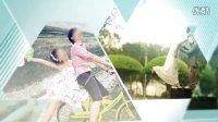 AE电子相册 婚礼相册 韩式 玫瑰爱情 情人节 幻灯片 视频模板