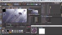 C4D水母场景制作-从建模-纹理材质到灯光渲染全流程