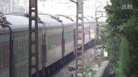 视频: [拍火车][临停出站]SS8+25G上海-长沙(K136)广铁沙段 新开铺站