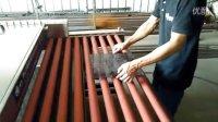 广东玻璃机械厂家供应卧式玻璃清洗机1200型 玻璃清洗机1.2米 玻璃清洗干燥机