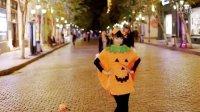 【菓菓o妖】万圣节小南瓜街头羞耻play Orange Caramel-Catallena