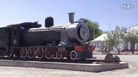 纳米比亚的私人火车