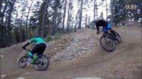 视频: Kona的153和111畅玩山地车公园