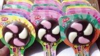 [中国食玩】吃货小宝分享★面包超人★健达奇趣巧克力vs日本食玩★凯蒂猫★马桶迷你版