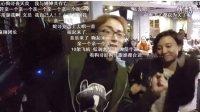 妖精少女 20151119 晚上 老街烧烤 CC跳舞 (弹幕版)