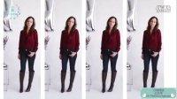 【小楠时尚频道】女生搭配-如何穿好高领毛衣和弓颈上衣