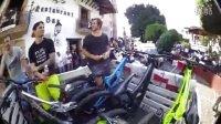 视频: TRANSITION - CHRIS SMITH墨西哥TAXCO城市速降赛的比赛实况