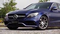 不安分! 梅赛德斯奔驰 Mercedes-AMG C63