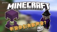 【Bread出品】1.9中新添加的十种声音丨Minecraft小课堂