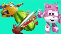 超级飞侠之水果切切看 早教益智切切乐小游戏