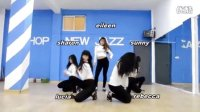平顶山爵士舞    新秀爵士舞女子团队~首发舞蹈 【因为红】舞室练习版