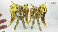 【小布评测】 MC圣衣神话EX神白羊  圣斗士星矢 metalclub