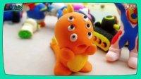 六眼小怪兽 凹凸曼母婴亲子互动游戏手工美食花园宝宝 猫和老鼠371