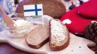 曼食慢语 2015 芬兰圣诞黑麦面包 120