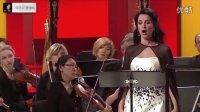 Angela Gheorghiu 唐·卡洛Don Carlo: Tu Che Le Vanita 2014 德国巴登-巴登新年音乐会Baden 安吉拉 乔治乌