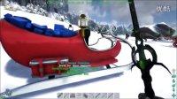 """【峻晨解说】圣诞节MOD-圣诞帽圣诞树,还有长着四只爪子的""""圣诞老人""""-方舟生存进化"""