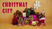 圣诞节礼物大揭密!来看看都有什么惊喜 海绵宝宝 派大星 小熊维尼 Christmas Gift