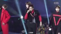 151227 SBS歌谣大战 EXO《Love Me Right》KAI focus