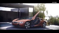 Demo of the BMW i Vision Future Interaction