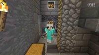 [浮空]Minecraft单人生存_8—改造僵尸刷怪笼[拯救模式]