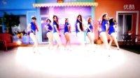 【orange】T-ara - 完全疯了(So Crazy) 额 大长腿加制服诱惑...跳的很卡哇伊