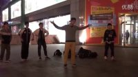 街头艺术——街舞少年怎么在期中考试后放松自己呢? (苏州幼师 嘻哈社团 2015 1 13 期中聚会)