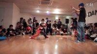 日本popping新一代战神,小女孩優弥秒杀TAKUMI,DANCE@LIVE 2016 KIDS CHUBU VOL.1 - SEMI FINAL