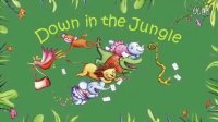 视频: 廖彩杏书单Week15 - Down in the Jungle绘本阅读部分