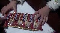 亲子活动 日本食玩 花生巧克力82
