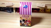 迪士尼食品开袋试吃分享 浪漫之屋紫薯味香脆卷 米奇与米妮蛋卷米奇妙妙屋上海迪斯尼乐园日本食玩粉红小猪猪侠奥特曼超级飞侠我的世界魔兽英雄联盟