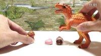 橙子乐园在日本 2016 面包超人恐龙世界巧克力蘑菇山险遇霸王龙《下》 08