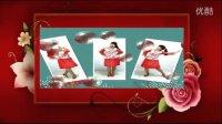 金盛小莉广场舞《网上这段缘》编舞:杨丽萍#广场舞#