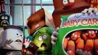 动画电影《香肠派对》预告 拍给食物看的恐怖片