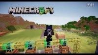 负豪渣我的世界《工业2工厂2bc管道》Minecraft小黑塔的准备EP29