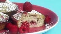 抓住男人胃:《131》小红莓香蕉无面粉英式松饼