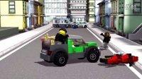 乐高城市系列18 赛车 警察抓小偷 火车 飞机汽车总动员积木玩具游戏