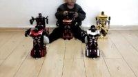 变形金刚一键变身擎天柱大黄蜂机器人模型遥控车-儿童玩具厂家诚招微商代理
