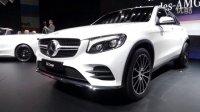 纽约车展2017奔驰Mercedes-Benz GLC Coupe