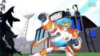 变形金刚:救援机器人第7期:刀刃是架直升飞机★玩具机器人