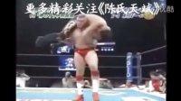 WWE破坏之王布洛克对战现NXT巨星中邑真輔