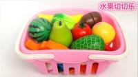 大雄的玩具世界 2016 粉红水果篮 水果蔬菜切切乐 247