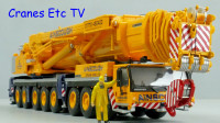 WSI Liebherr LTM 1500 Mobile Crane 'Ainscough' by Cranes Etc TV