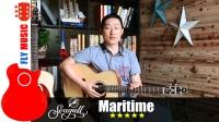 海鸥seagull Maritime 吉他评测flymusic