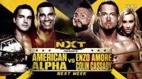 【妖色健身】WWE2016年4月15日NXT.2016.04.15.720p.WEB.
