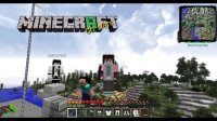 负豪渣解说;我的世界《重生三条命》EP34鬼畜的客户端Minecraft