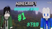 【帕蒙】我的世界Minecraft1.9水下生存 #1