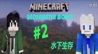 【帕蒙】我的世界Minecraft1.9水下生存 #2