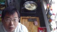 老板炒菜中午菜20160423周六现场表演亲自下厨